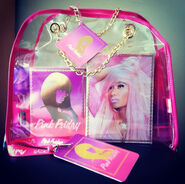 Pink friday fragrance VIP package