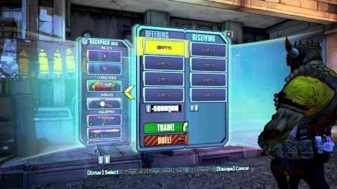 Borderlands 2 - Infinite Money Bug