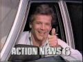 WPVI-TV's Channel 6 Action News' Dave Roberts And Accu-Weather Video Promo From April 1985