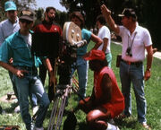 Filming the survivors