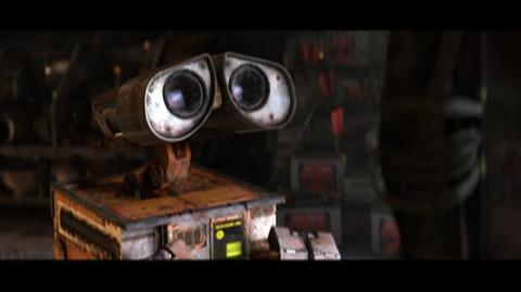 Wall-E (2008) - Clip Wall-E's treasures, post