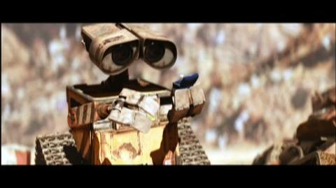 Wall-E (2008) - Genuine Disney trailer