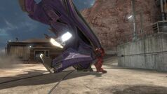 Halo Reach Banshee Grab