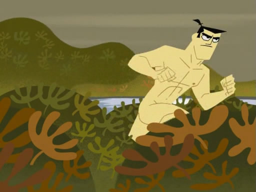 Samurai Jack Is Naked 60