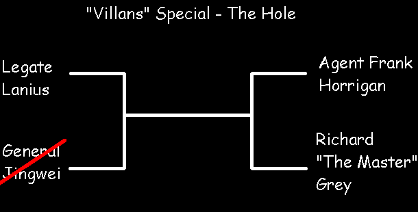 The Hole Villains Series