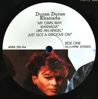 Khanada (album) wikipedia bootleg duran duran record label