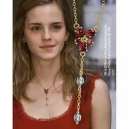 Hermione&#39;s necklace
