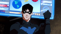 Nightwing is ready
