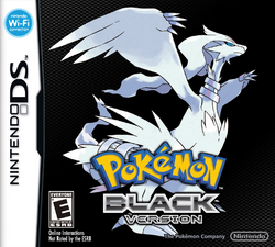 Pokemon Black (NA)
