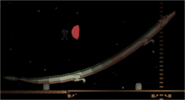 Wyvern and blood moon