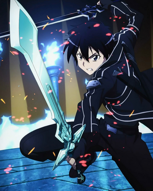 Kirito Dual Blades