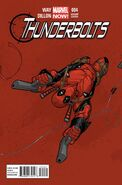 Thunderbolts Vol 2 4 Tan Variant