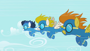 Wonderbolts to the rescue S2E10