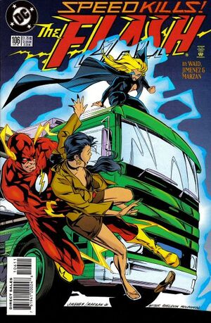 Cover for Flash #106