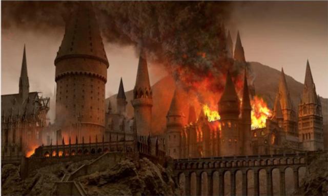 Image - Caido Castle on Fire.png - Ben 10 Fan Fiction ...