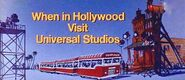 When In Hollywood Visit Universal Studios