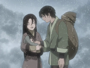 Haku&#39;s Mom and Dad