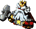 Smithy (Original Formation) Sprite (Super Mario RPG)