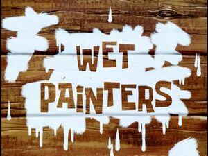 Wet Painters