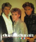 Forte Editore duran duran italy book