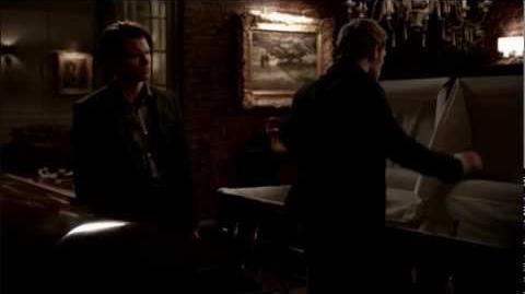 Vampire Diaries 3x13 - Klaus And Elijah Fight Then Makes A Deal
