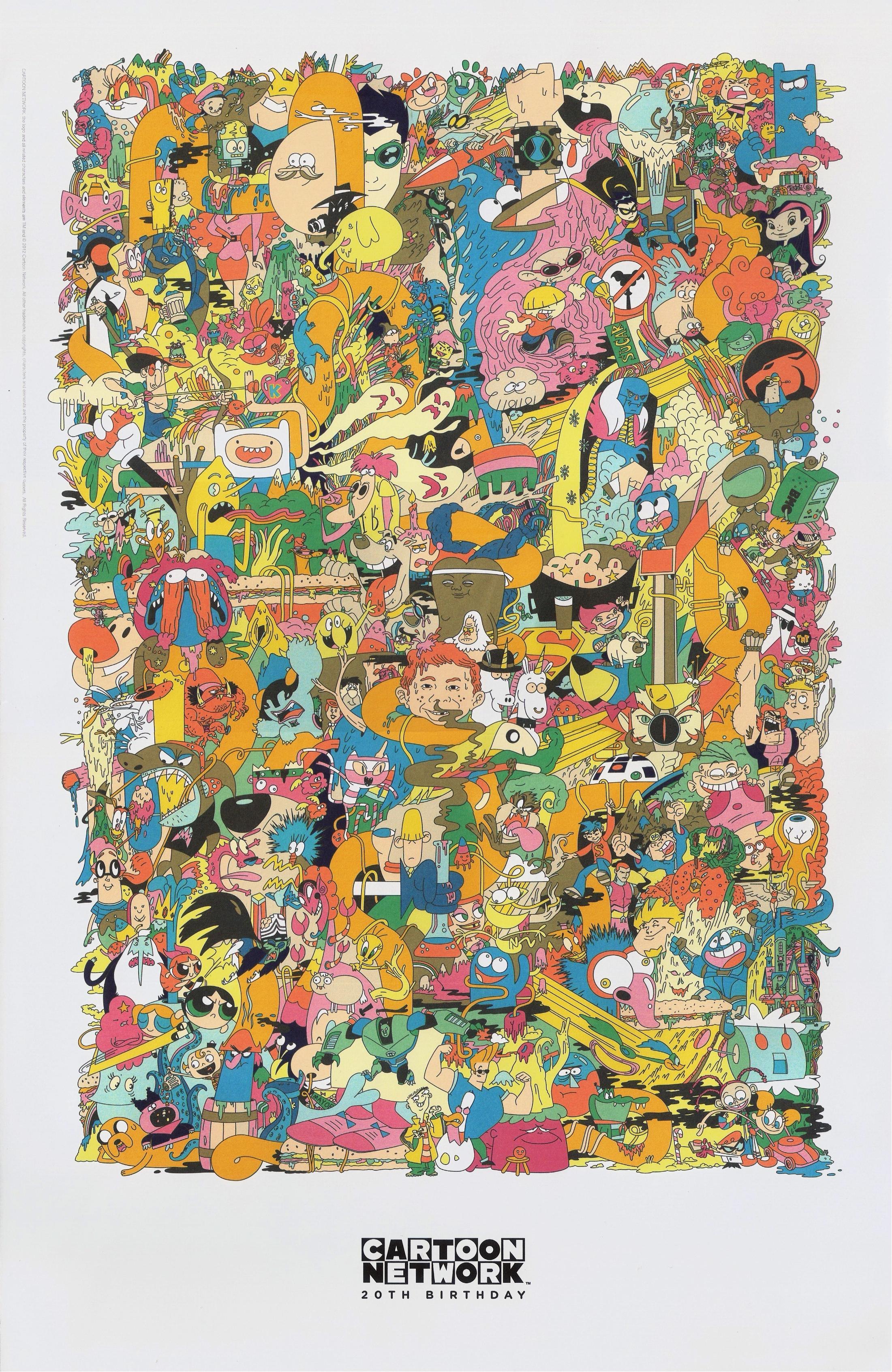 Cartoon Network 20th Anniversary