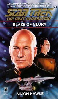 Blaze of Glory novel