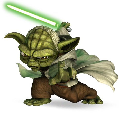 Yoda - The Clone Wars