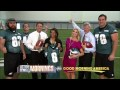 WPVI-TV's Channel 6 Action News Mornings And ABC News' Good Morning America's Good Morning..EAGLES! Video Promo From September 2012