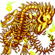 FF4 PSP Nerve Dragon