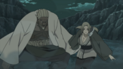 A and Tsunade