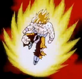 Namek&#39;s Explosion - Goku&#39;s End - Goku 2