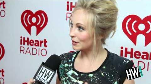 Candice Accola Talks Vampires Diaries Season 4 Premiere!