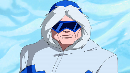 Captain Cold pngYoung Justice Captain Cold