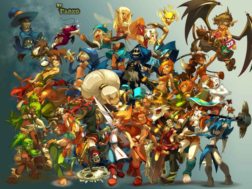 Dofus (MMORPG) 12razas