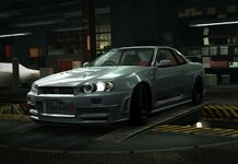 Nissan Skyline GT-R R34 Nismo Z-tune