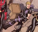 Clinton Barton (Earth-616) from Avengers vs. X-Men Vol 1 12