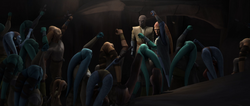Twi'lek freedom fighters
