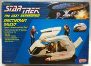 Galoob shuttlecraft Galileo