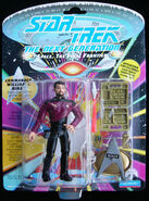 Playmates 1992 Riker