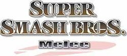 Super Smash Bros Melee (logo)