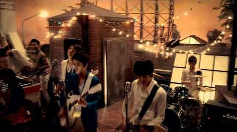 CNBLUE 2nd Mini Album LOVE full ver