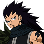 Gajeel Anime Square