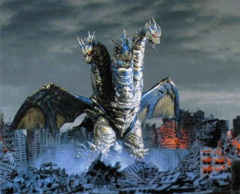 Monster X - Wikizilla  the Wiki of Godzilla  King Kong  Gamera  and    Godzilla Final Wars Monster X Vs Godzilla