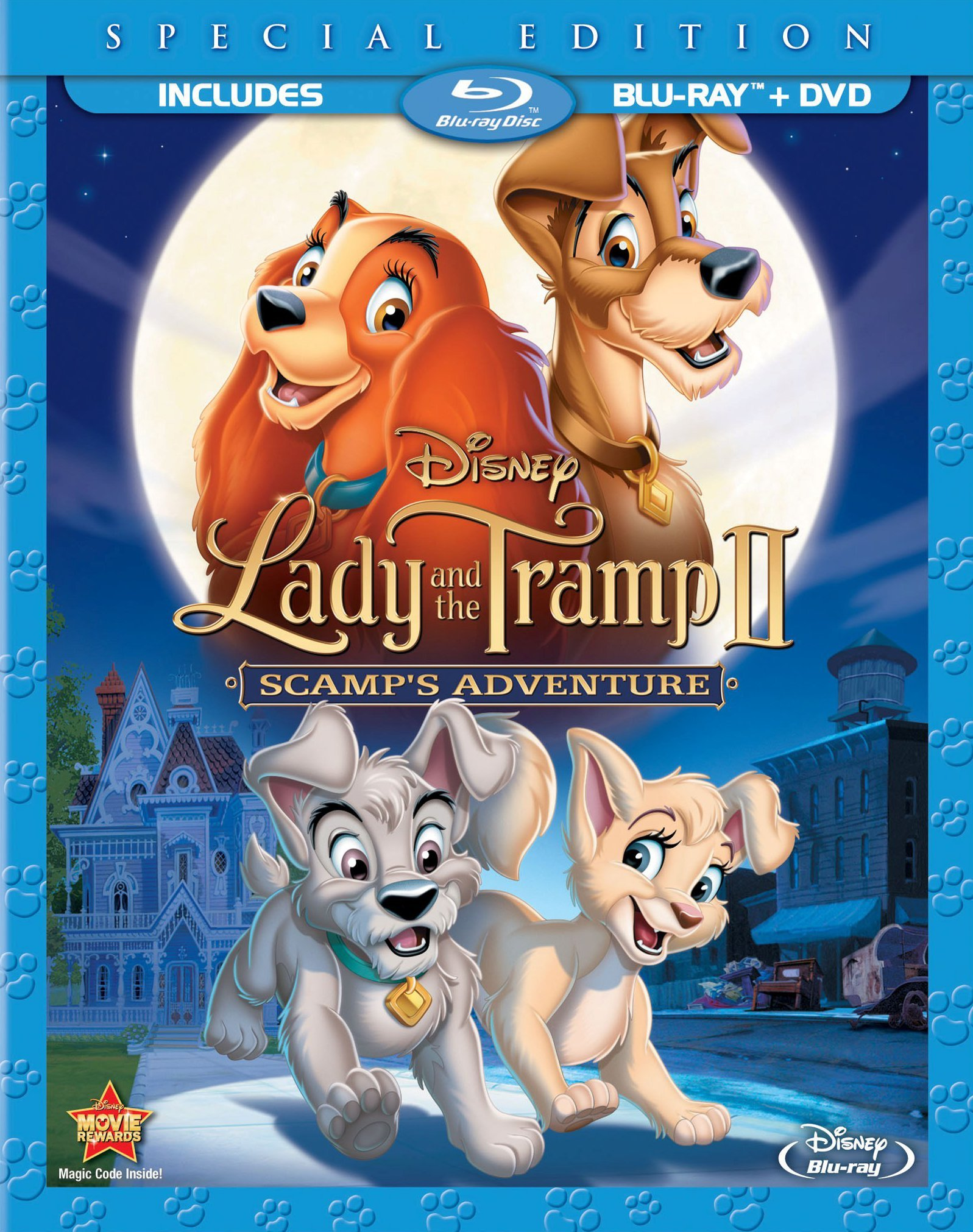 Lady and the Tramp II: Scamp's Adventure - Disney Wiki