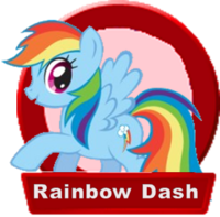 RainbowDashSelection