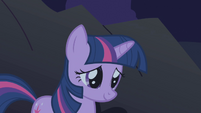 Twilight thinking of Fluttershy&#39;s kindness S1E2