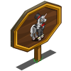 Fancy Pants Unicorn Mastery Sign-icon