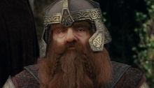 Gimli - FOTR