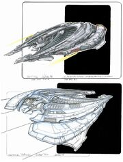 Ru'afo's flagship reversed orientation design by John Eaves